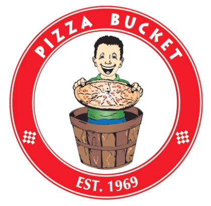 Pizza Bucket Logo