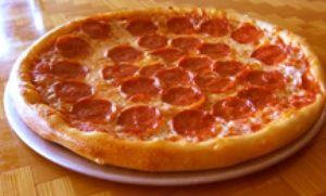 A photo of Pepperoni Pizza at Pizza Bucket
